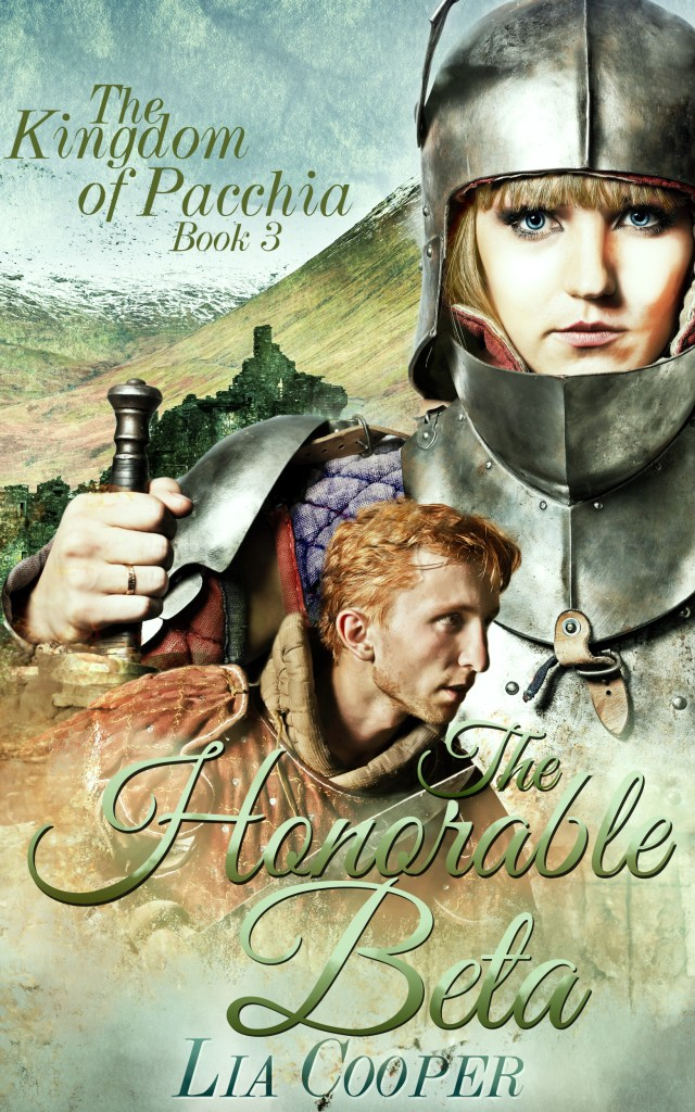 Book Cover: The Honorable Beta