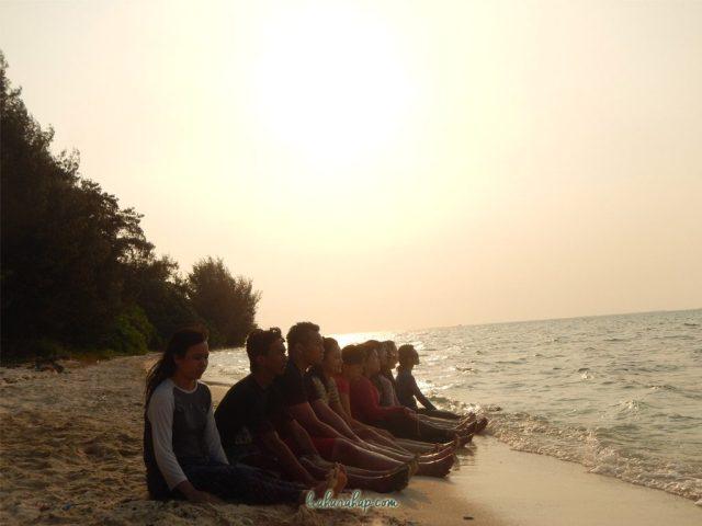 sunset-di-pulau-pari