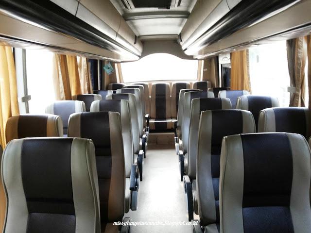 kursi, bus, summarecon, serpong, kelapa gading