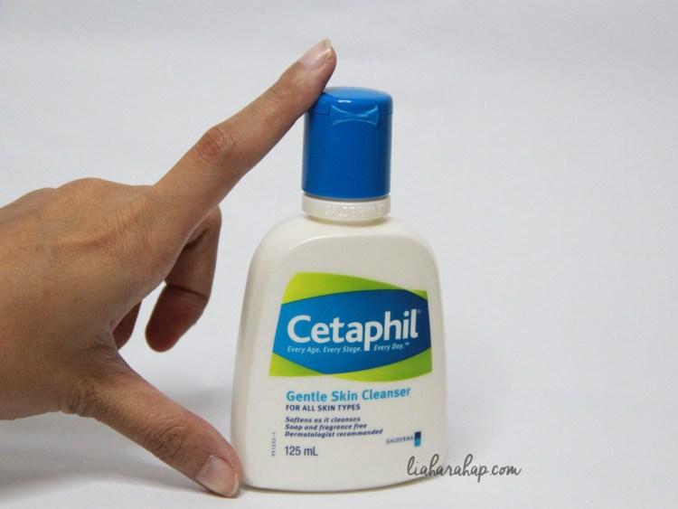 produk pembersih wajah kulit sensitif