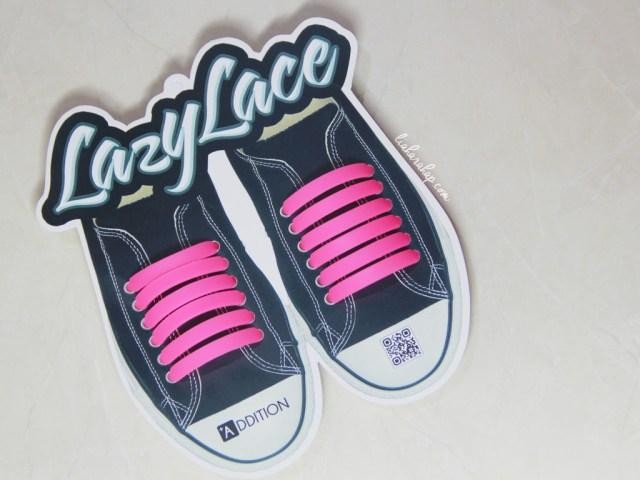 Lazy Lace Tali Sepatu Elastis