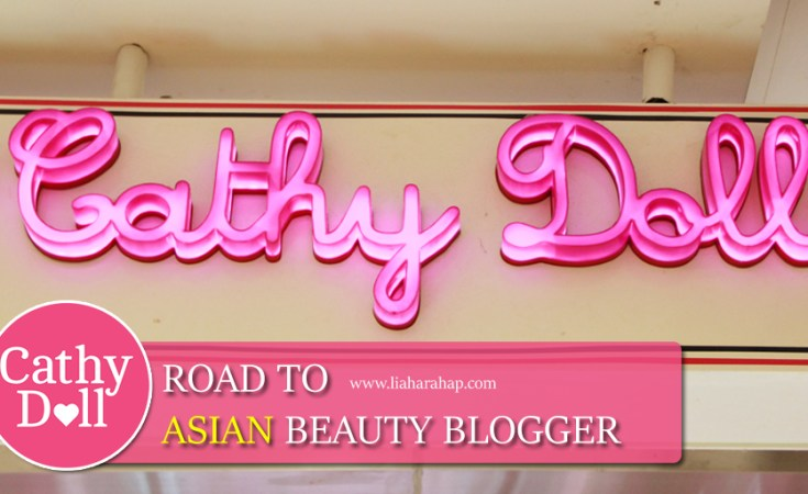 Asian Beauty Blogger Cathy Doll