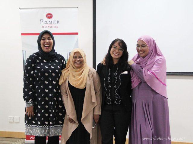 Indonesian Female Vloggers Workshop