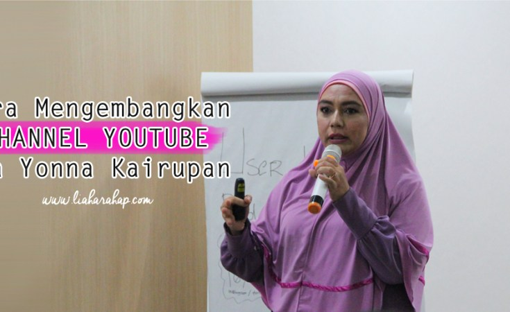 Indonesian Female Vloggers Workshop
