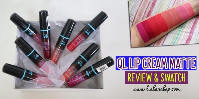 QL Lip Cream Matte