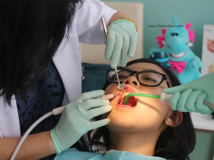 Scaling Gigi Happy Dental