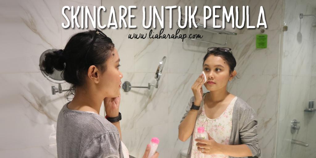 Skincare Untuk Pemula: Apa Itu Skincare? [Part 1]
