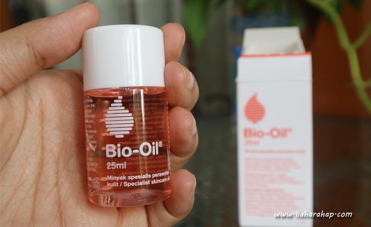 Bio-Oil Untuk Bekas Jerawat