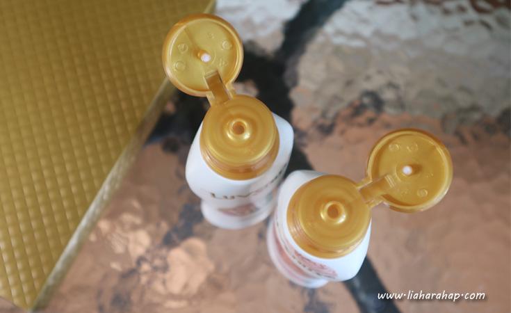 Luvenus Fragrance Moisturizing Lotion
