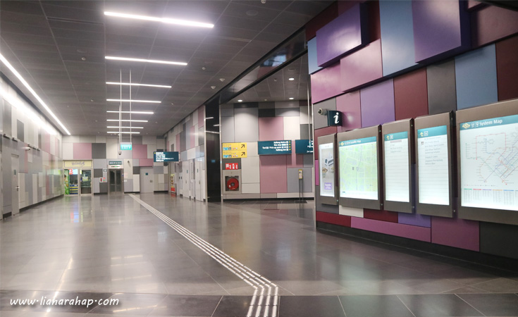 Bendemeer MRT Station Singapore