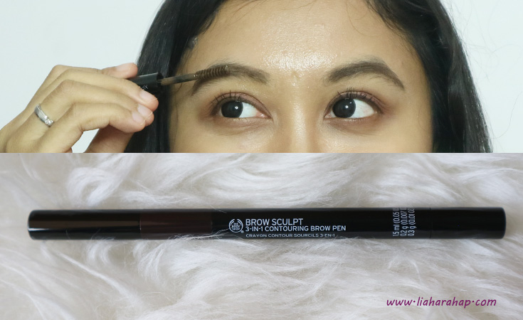 The Body Shop Makeup Eye Brow