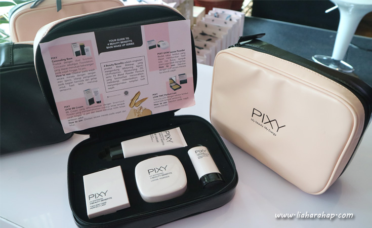 Base Makeup Series PIXY