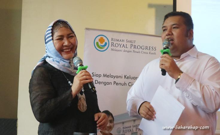 RS Jakarta Utara Royal Progress