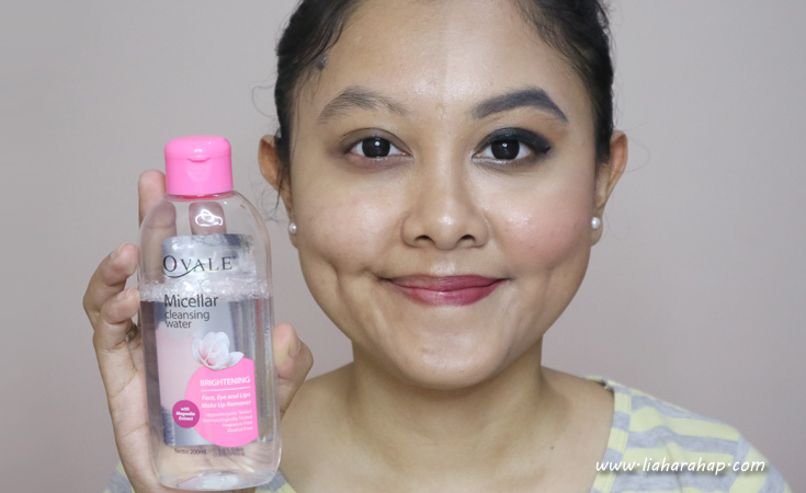 Ovale Micellar Cleansing Water