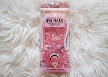 Copia Aqua Peas Eye Mask