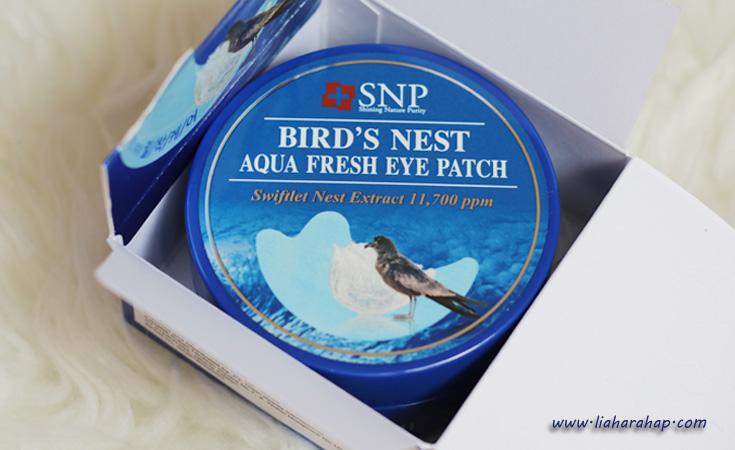 produk snp bird's nest