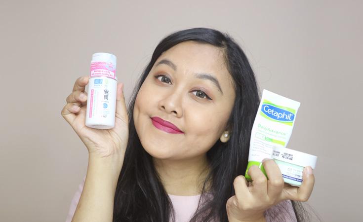 moisturizer untuk kulit kering