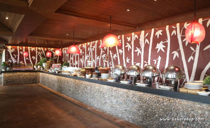 the bamboo restaurant