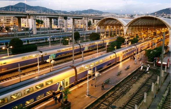 Un progetto di linea ad alta velocità tra Nizza, Genova e Milano (1/2)