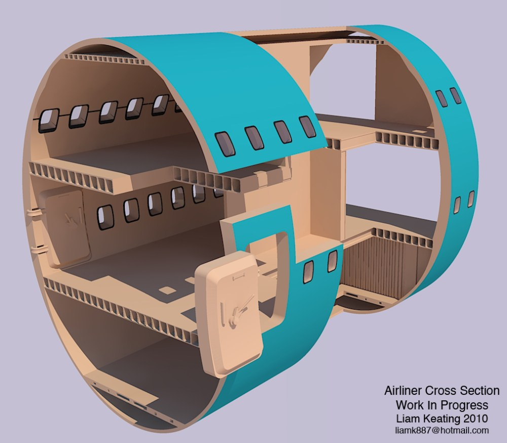 Project - Aircraft Cross Section (5/6)
