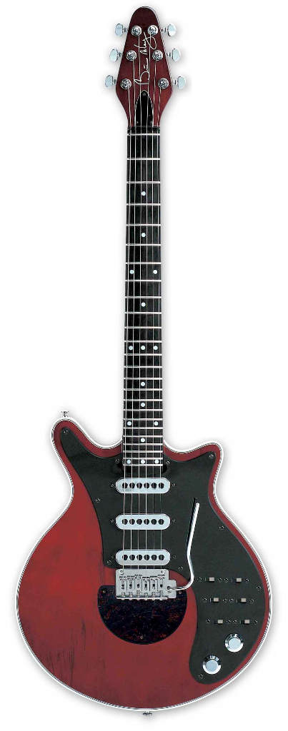 1963 Brian May Red Special