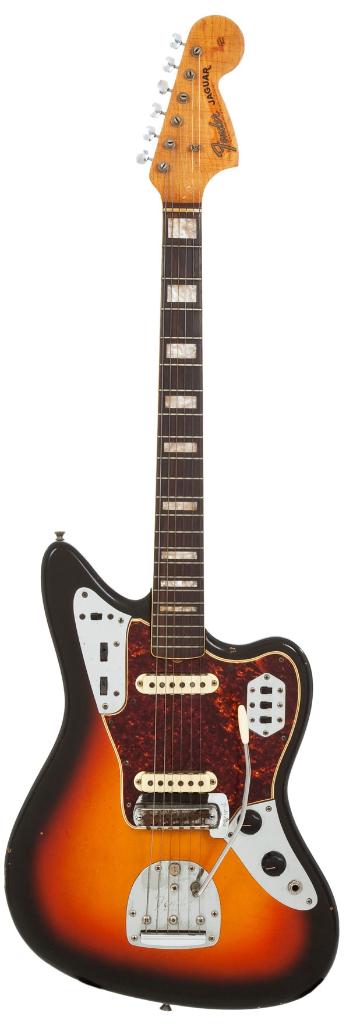 1962 Fender Jaguar