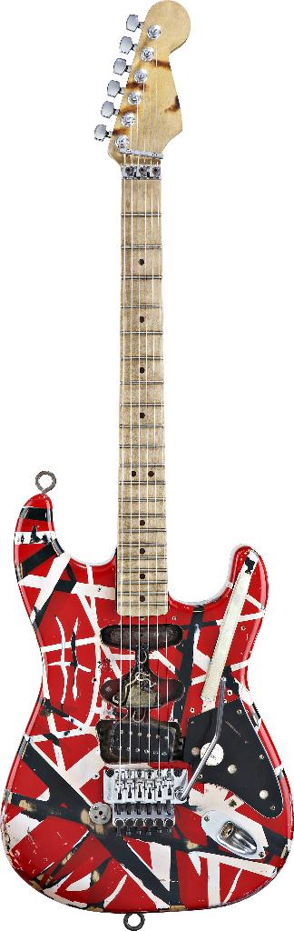 1979 Eddie Van Halen's 'Frankenstrat'