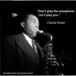 Charlie Parker Lines for Jazz Guitar