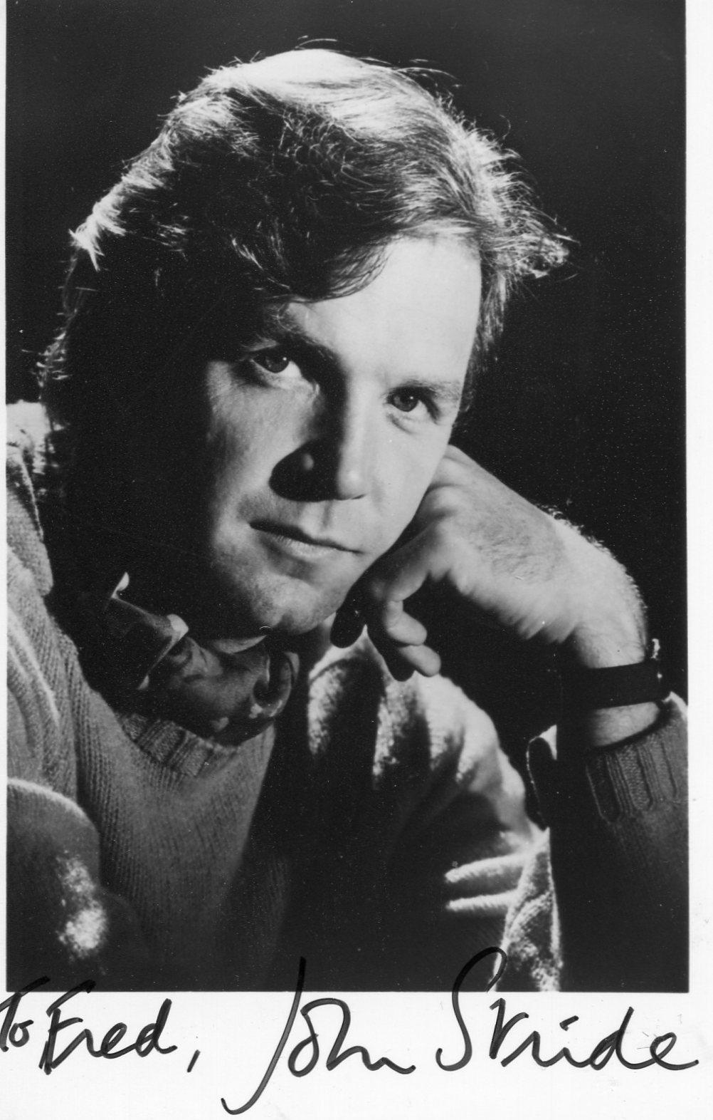 John Stride (born 1936)