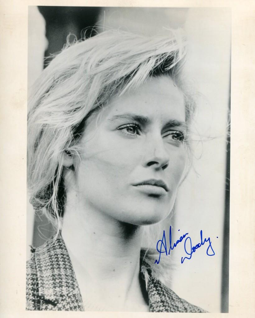 Alison Doody