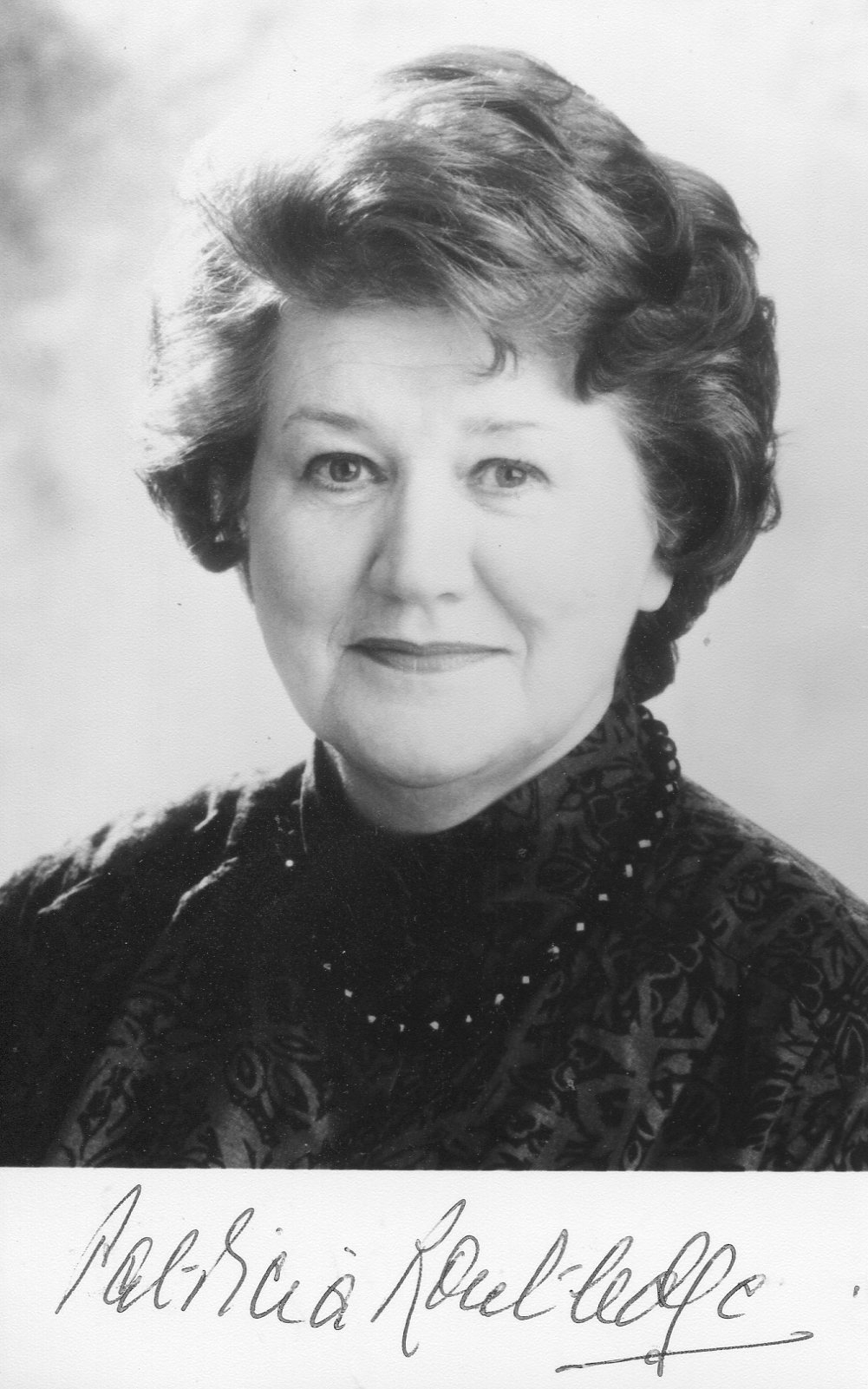 Patricia Routledge (born 1929)