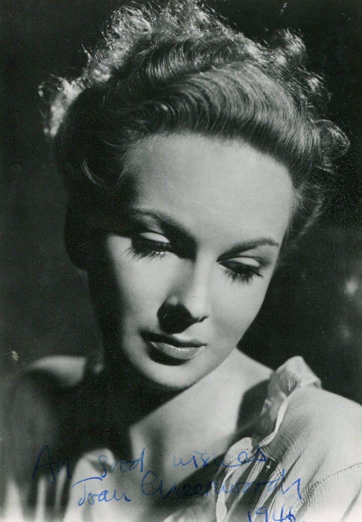Boobs Joan Greenwood naked photo 2017
