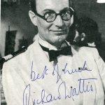 Richard Wattis