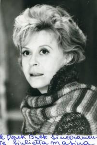 Giuletta Masina