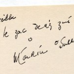 Mairin D O'Sullivan