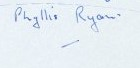 Phyllis Ryan