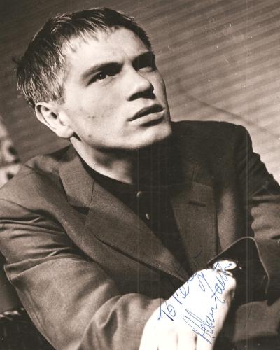 Adam Faith - Movies  Autographed Portraits Through The Decadesmovies -3991