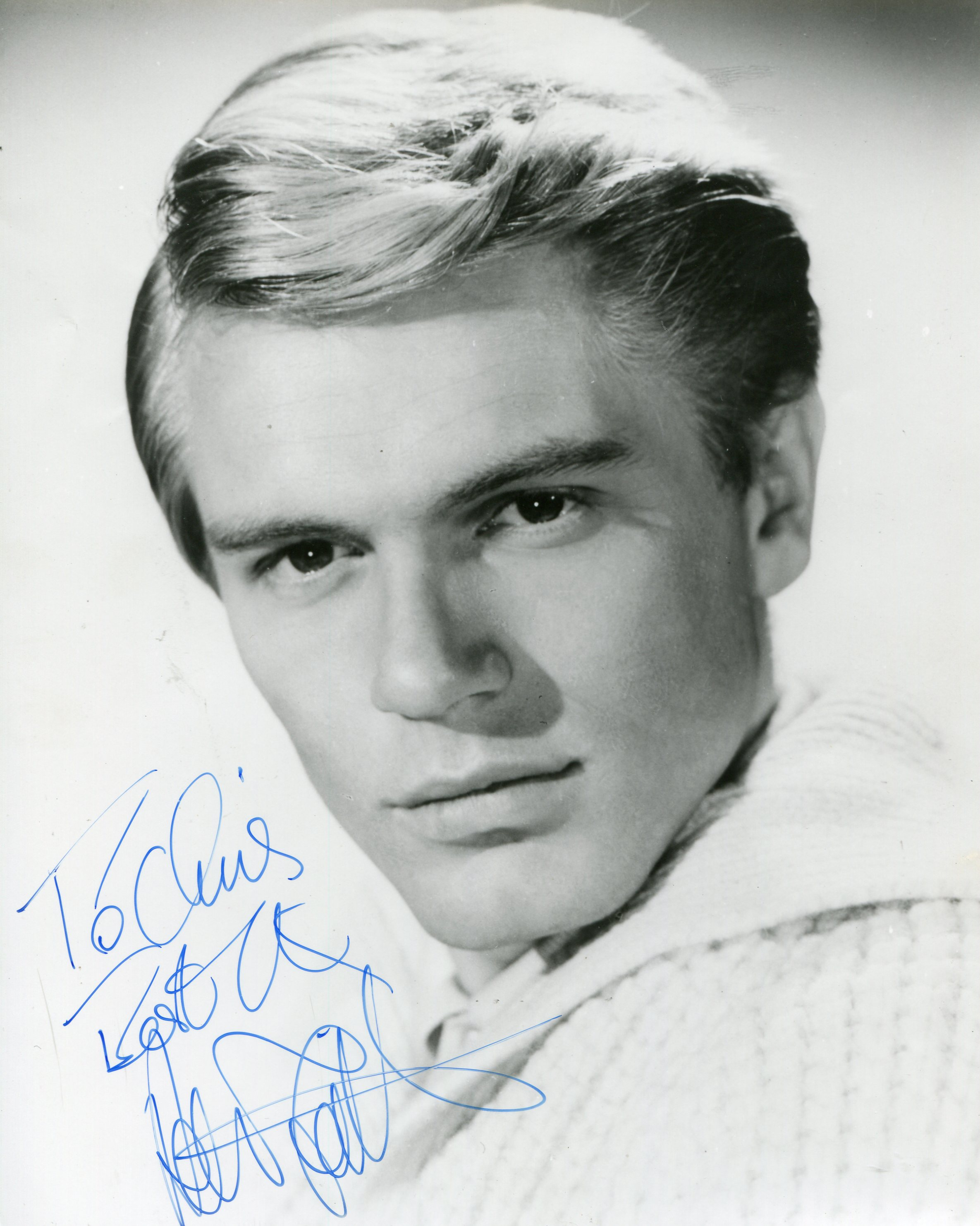 Adam Faith Archives - Movies  Autographed Portraits Through The -4638