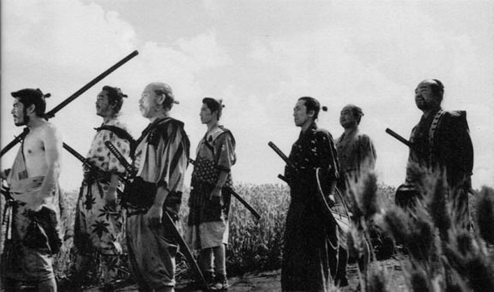 Analysing Seven Samurai (1954)  (3/3)