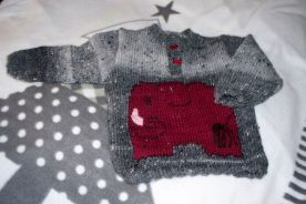 Jersey con elefante
