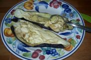 berenjenas rellenas de sardinas