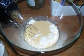 plum-cake de ajetes