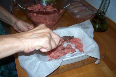 como cocinar carne picada