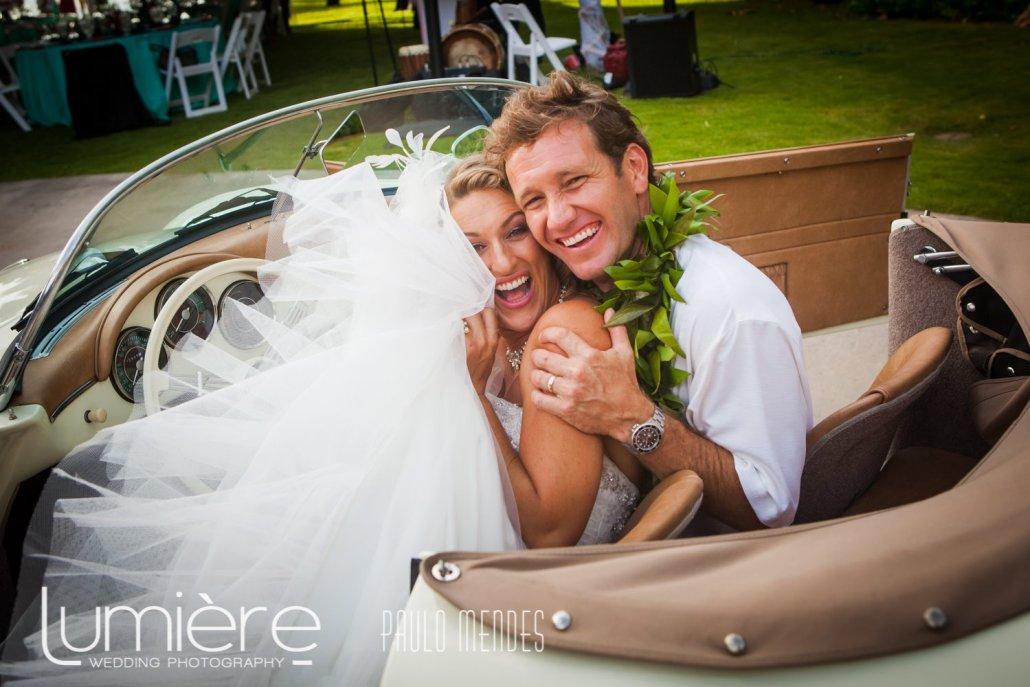 Liam Grist Maui Wedding DJ