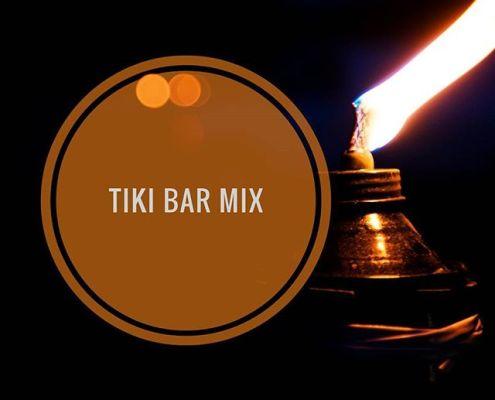 Tiki Bar Hawaiian Wedding Music