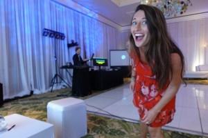 Fun Karaoke at the Ritz Carlton