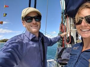 Trilogy Sailing Weddings