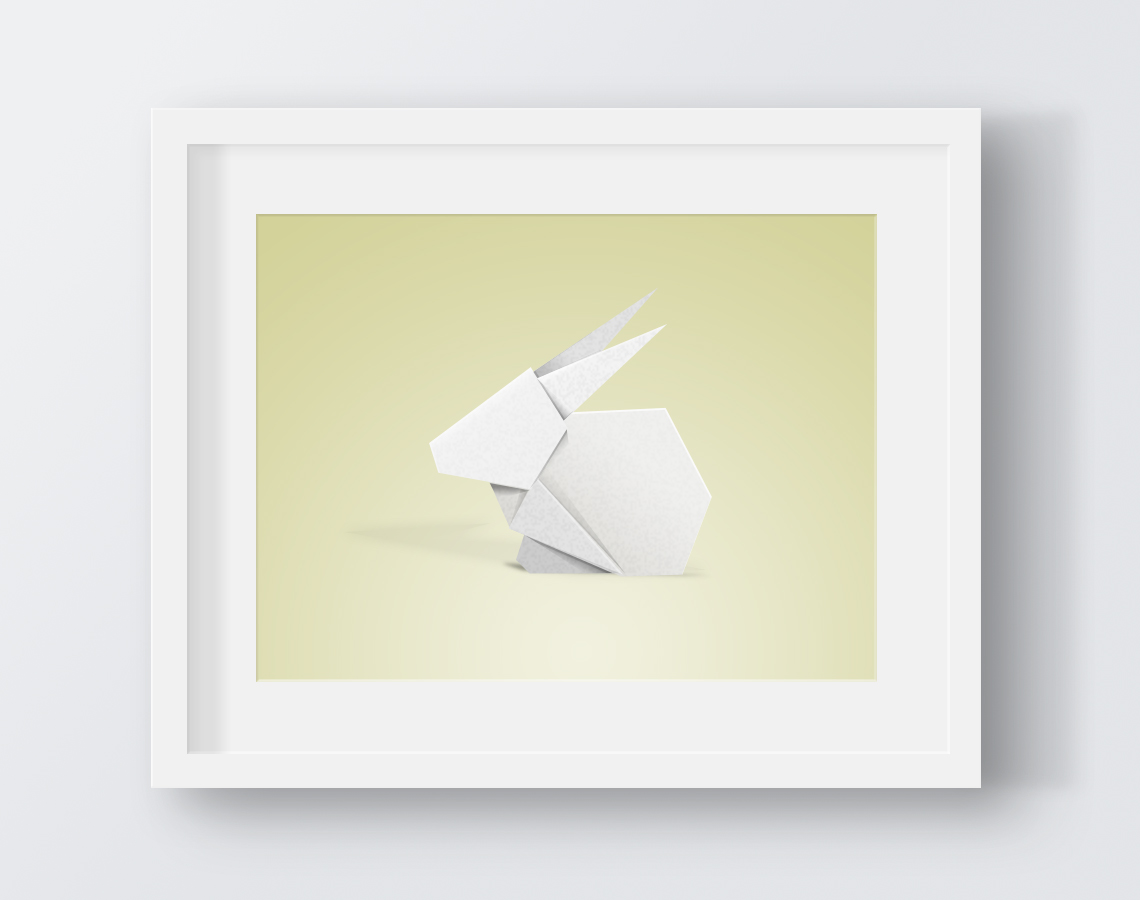 Origami_004-rabbit