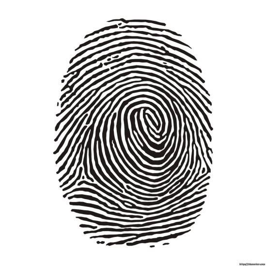 JoJo Finger print