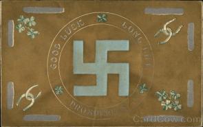Swastika, Horseshoes, and Four-leaf Clovers